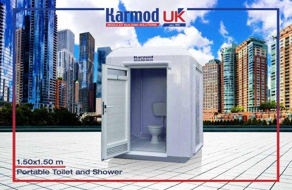 150x150 Mobile Toilets & Showers Units