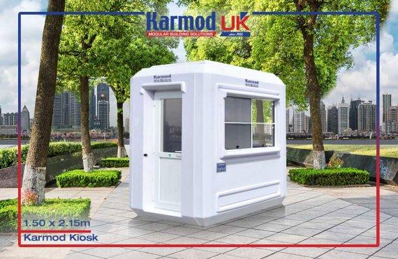 Modular Kiosk 150 X 215