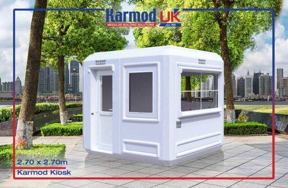 Modular Kiosk 270 X 270