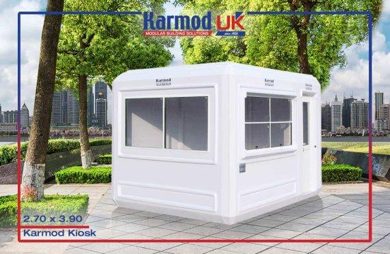 Modular Kiosk 270 X 390
