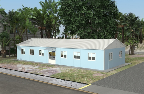 Modular Office Building 146 m²
