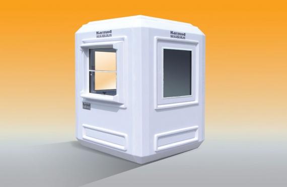 Modular Kiosk 150 X 150
