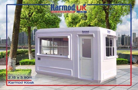 Modular Kiosk 215 X 390