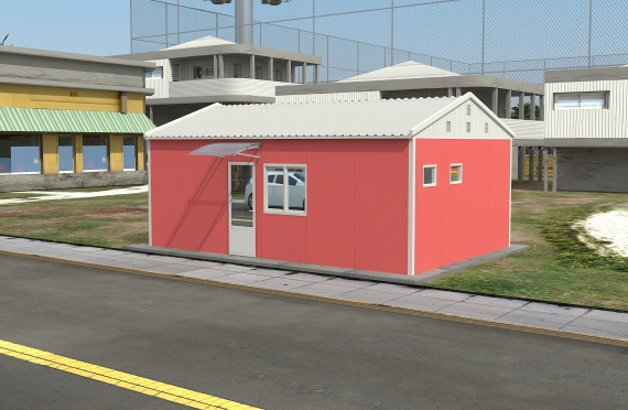 Modular Office Building 40 m²