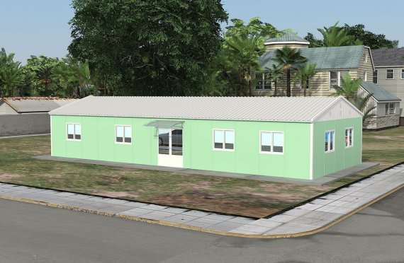 Modular office building costs | Labor camps | Man | Construction