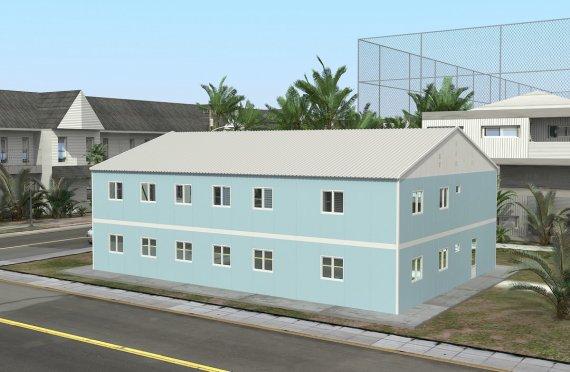 Modular Hospital 506 m²
