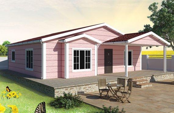 Mobile Homes 105 m²