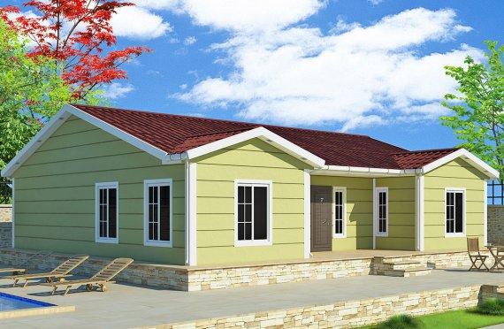 Mobile Homes 126 m²