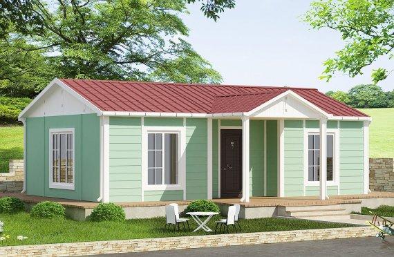 Mobile Homes  51 m²