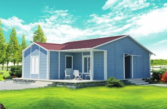Mobile Homes 73 m²