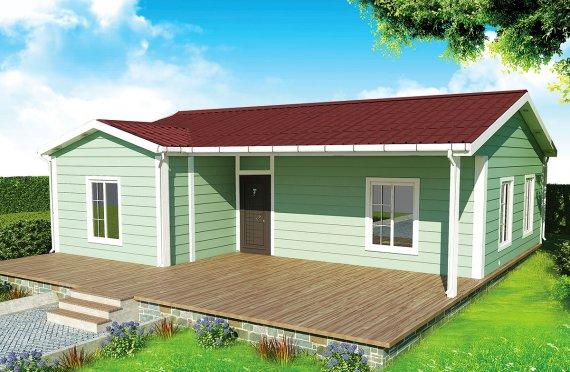 Mobile Homes 86 m²
