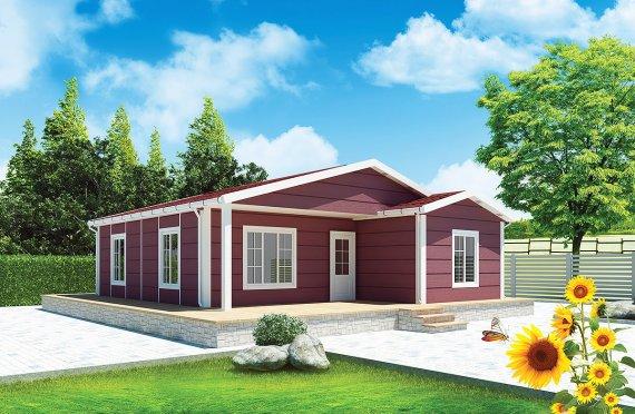 Mobile Homes 88 m²