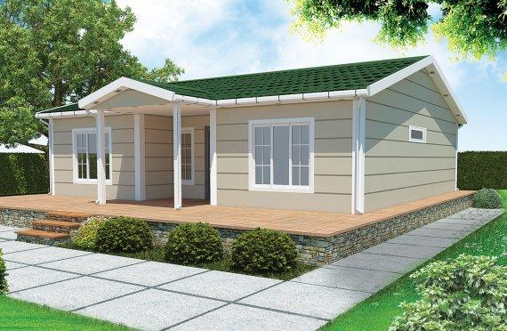 Mobile Homes 94 m²