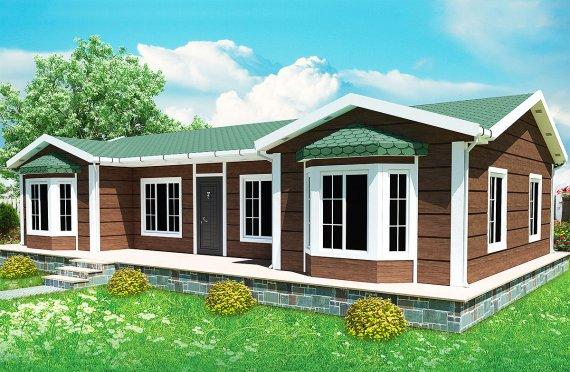 Mobile Homes 97 m²