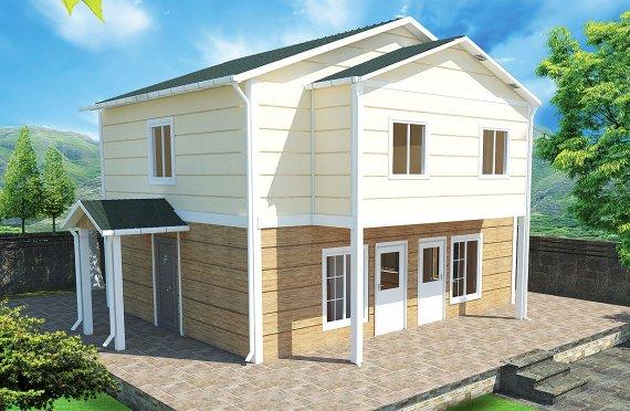Prefab Homes 114 m²
