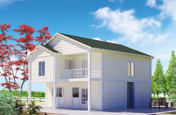 Prefab Homes 130 m²