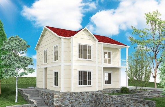 Prefab Homes 132 m²