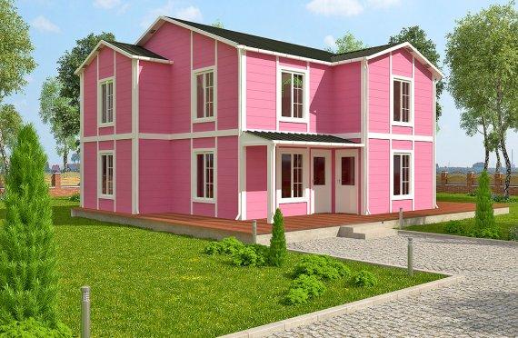 Prefab Homes 147 m²