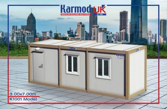 Flat Pack Containers UK K 1001