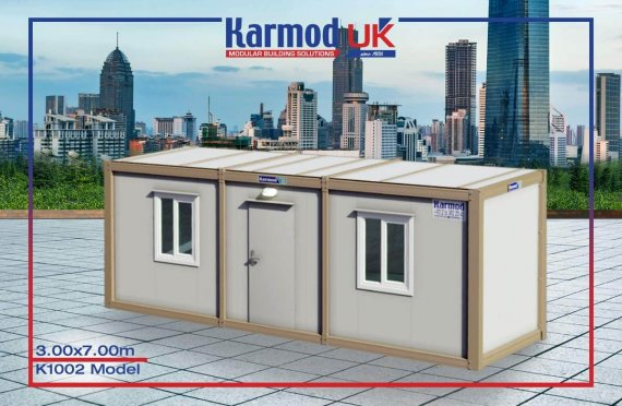 Flat Pack Containers UK 1002