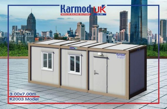 Flat Pack Containers UK K 2003
