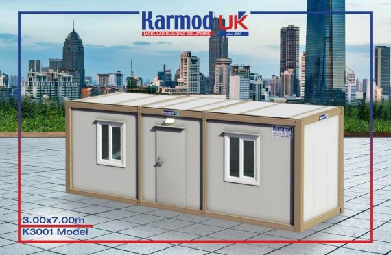 Flat Pack Containers UK K 3001