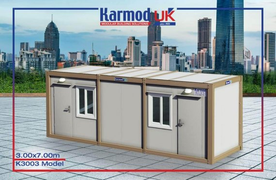 Flat Pack Containers UK 3003