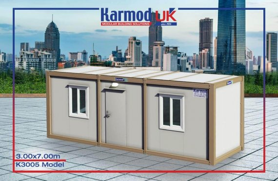 Flat Pack Containers UK K 3005