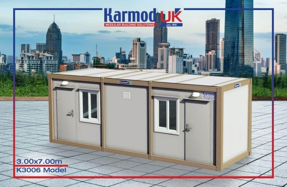 Flat Pack Containers UK K 3006