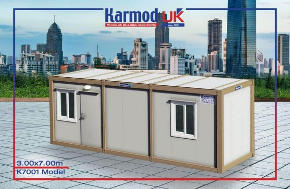 Flat Pack Containers UK K 7001