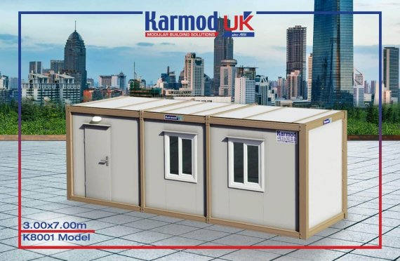 Flat Pack Containers UK K 8001