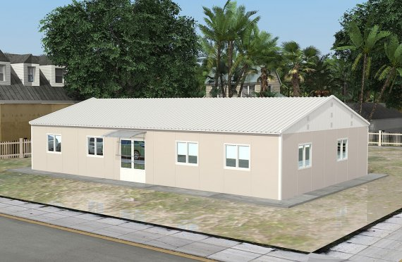Site office accommodation | Building | Temporary