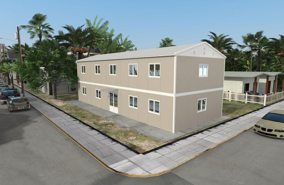 Construction site offices | Portable | Modular | Shelters