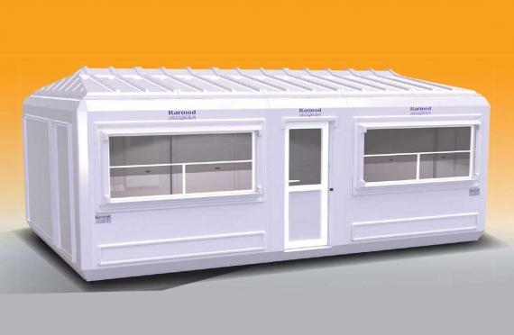 Portable cabins 390x630