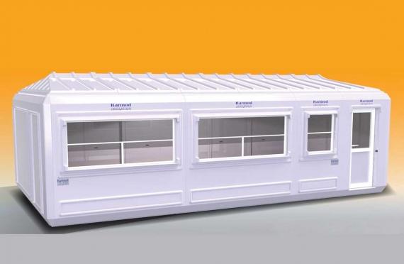 Portable cabins 390x750