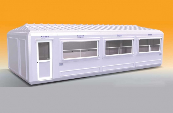 Portable cabins 390x870
