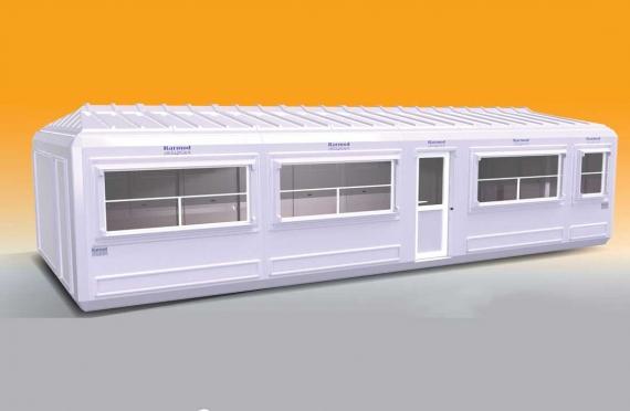 Portable cabins 390x990