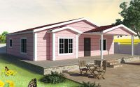 105 m² Prefabricated House