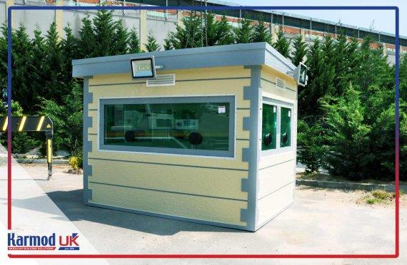 Bullet & Blast Resistant Guard House