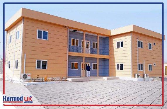 Modular Classrooms & Schools