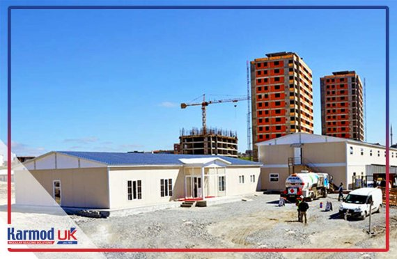 Modular Commercial Building