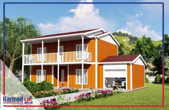 Modular housing UK