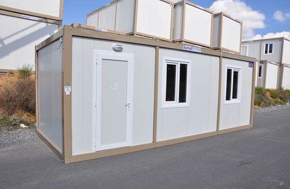 Office Container Blocks