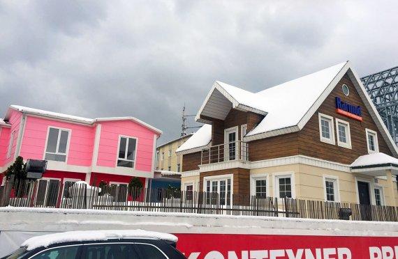 Prefabricated Houses Models