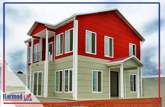 Mobile homes and Modular homes