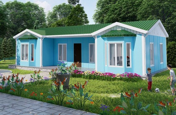 Prefabricated House Models