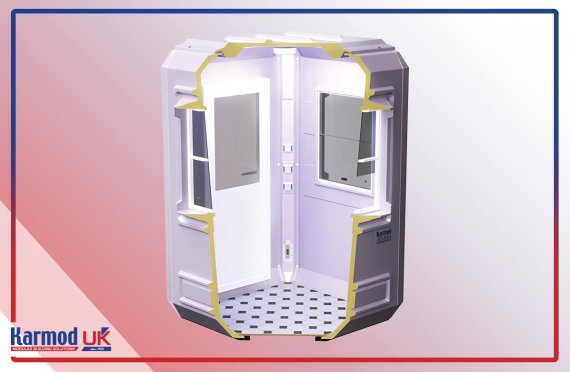 Security Kiosks Gatehouses Technical Specifications