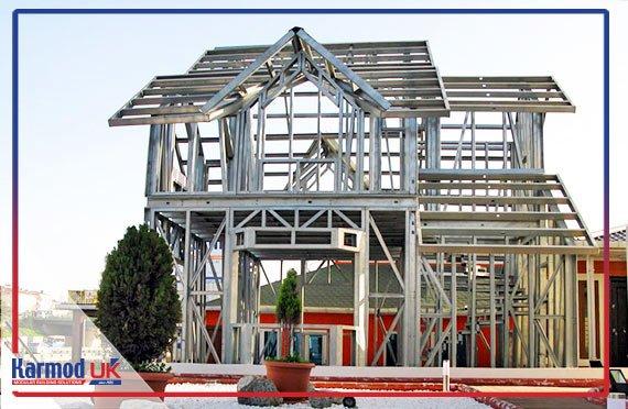Steel Framed Houses UK