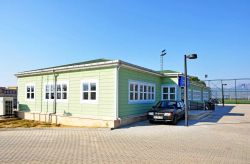 prefabricated educantional buildings