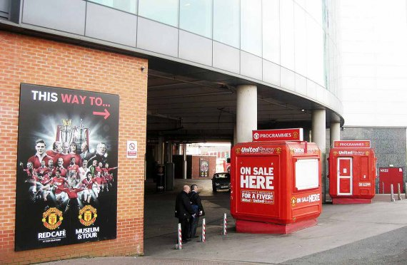 Manchester United preferred Karmod